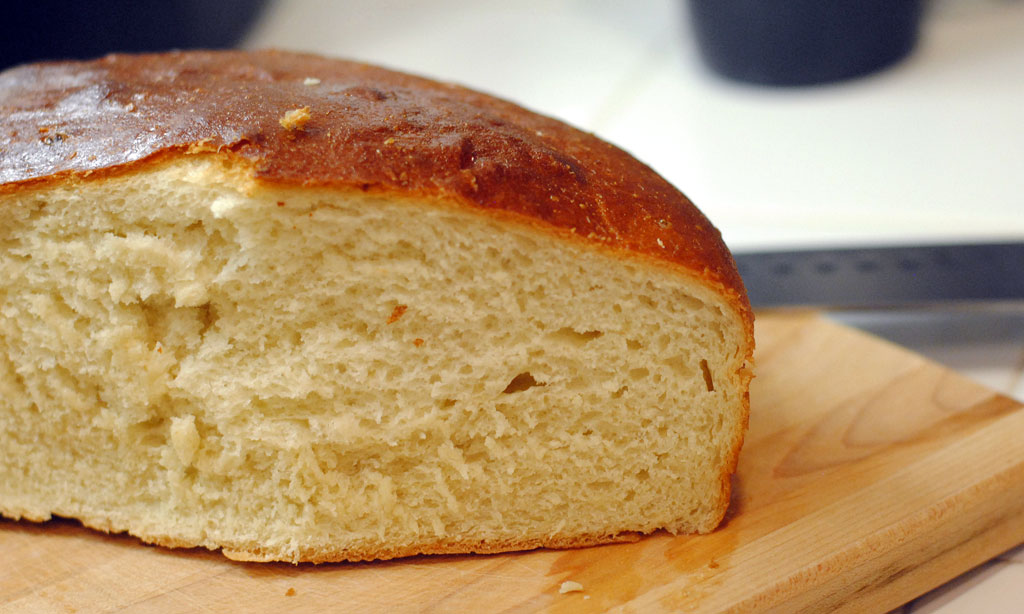 Basic Milk Bread