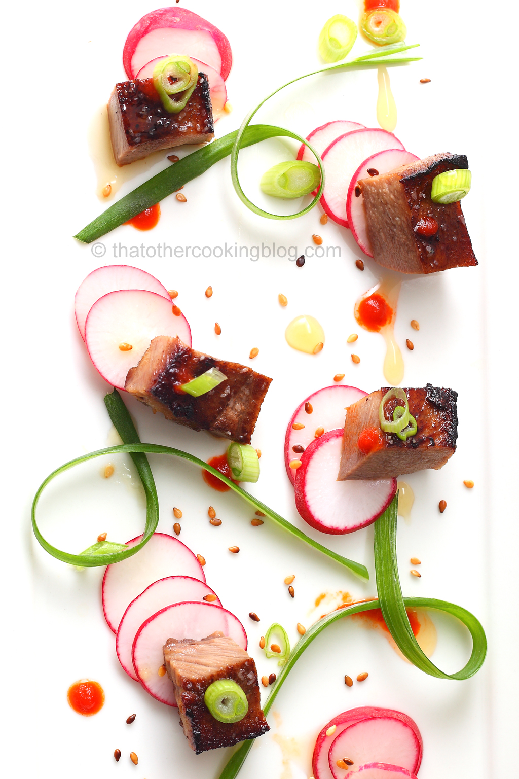 Beef Tongue Escabeche