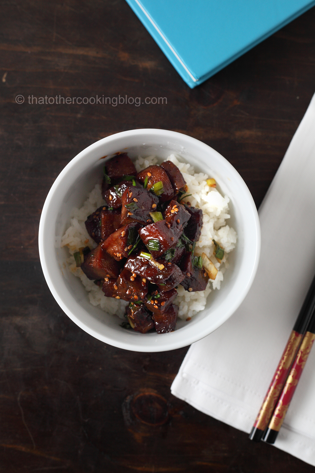 Mongolian Beef Tongue
