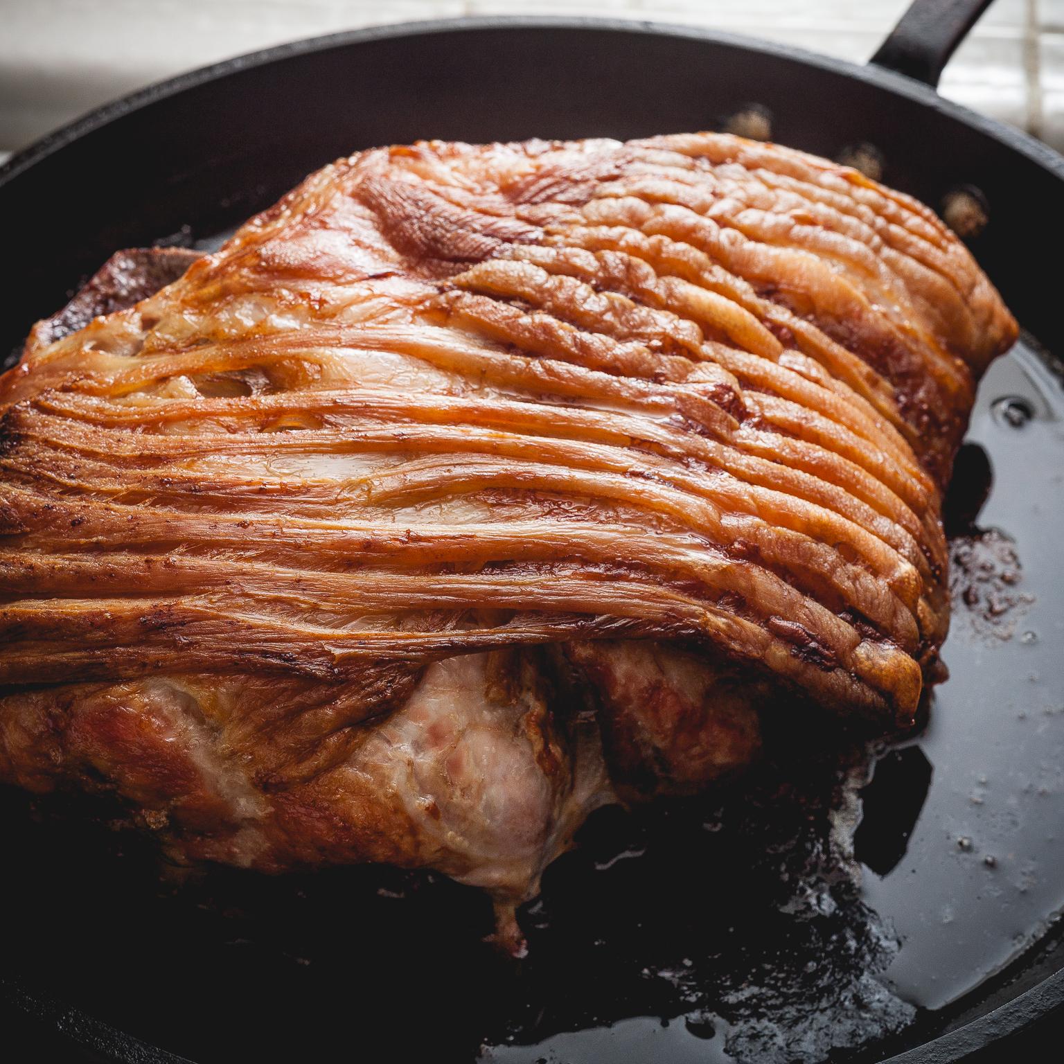 The Best Oven Roasted Pork Shoulder I've Ever Made